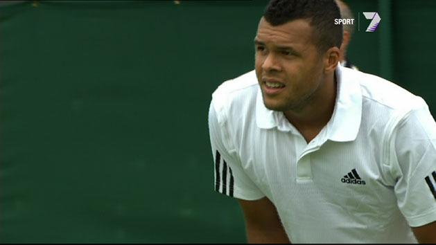 Highlights: Tsonga v Goffin