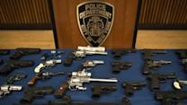 Bloomberg: 100 illegal firearms confiscated