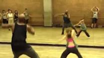 10-Year-Old Girl With Incredible Dance Skills!