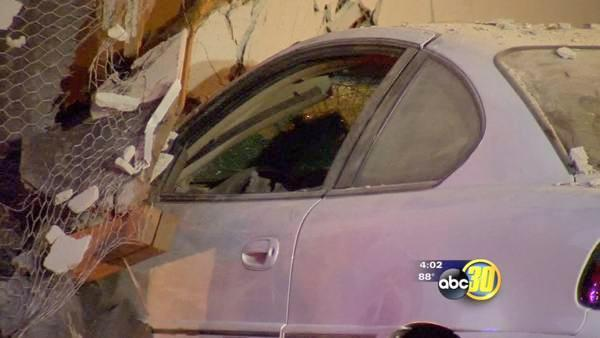 Fresno PD searches for hit-run driver who pinned toddler