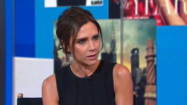 Victoria Beckham on Being One of Glamour's 'Women of the Year'