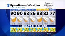 Kate's Monday Evening Forecast At 6 PM: May 25, 2015