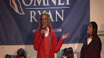Ann Romney: Urges Red Cross donations