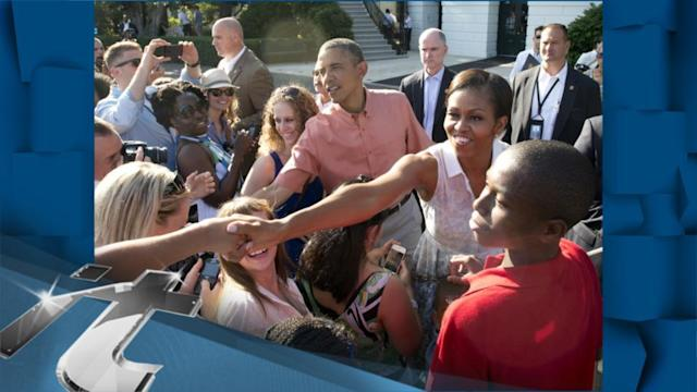 Health Breaking News: Michelle Obama Seeks Latino Activists' Assistance With Insurance Enrollment