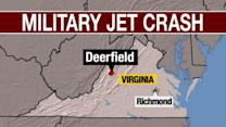 Military Pilot Was Killed in Virginia F-15 Crash