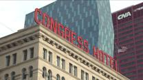 10 year worker strike ends at Congress Hotel