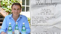 Hotel Charges Man $127 For Three Bottled Waters