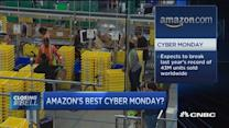 Busy Cyber Monday for Amazon