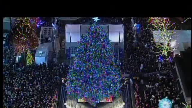 Detroit Christmas tree lighting: Part 3