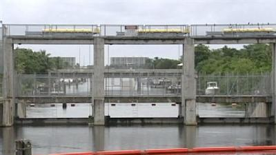 Water Managers Keep Eye On Flood Gates