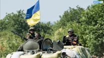 Ukraine, Rebels Accuse Each Other Of Attacking Refugee Bus Convoy