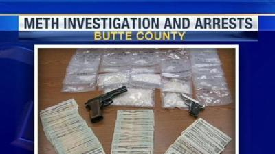 Meth Bust Made In Butte County