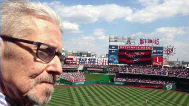Son honors late father with ticket giveaway