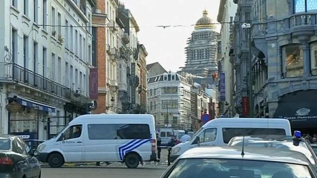 At least three people killed in shooting at Brussels Jewish Museum