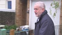 Corbyn avoids questions on free vote