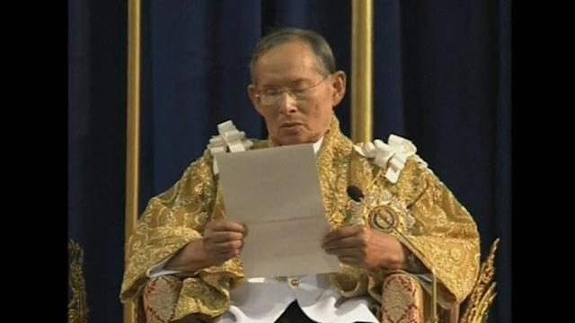 Thai king celebrates 86th birthday