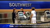 Southwest Airlines back to normal after computer glitch