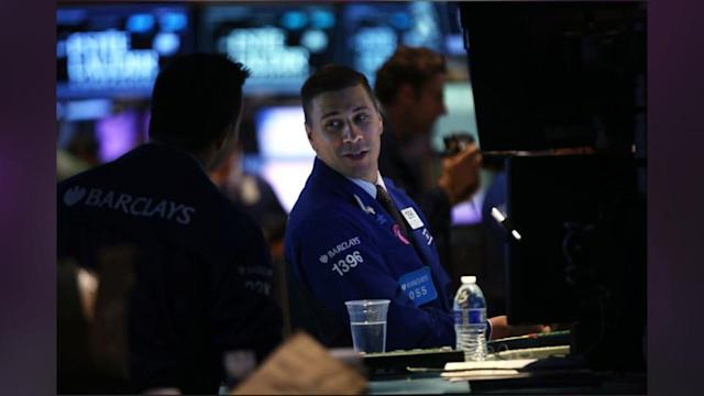 Futures Edge Higher After Sell-off Previous Day