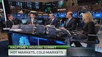 Traders hot housing plays