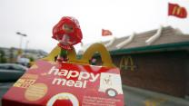 Healthier Happy Meals