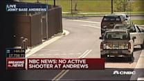 NBC News: No active shooter at Joint Base Andrews