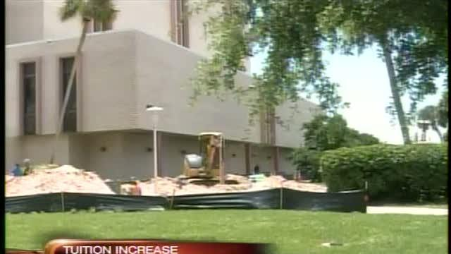 Tuition at USF will cost more this fall