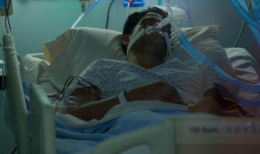 敵不過一場感冒⋯他入院7天就走了