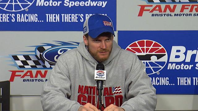 Press Pass: Dale Earnhardt Jr