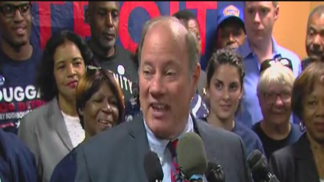 Mike Duggan re-enters mayor's race