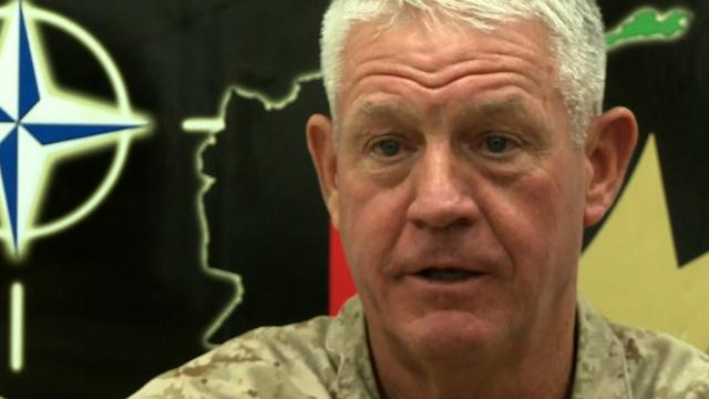 Generals forced out in wake of deadly Afghanistan base attack