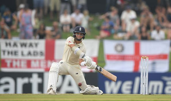 Sri Lanka v England: Second Test - Day One