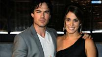 Ian Somerhalder And Nikki Reed Get Cozy, Kiss Passionately At Comic-Con Bash