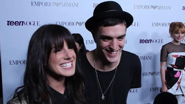 Shenae Grimes and Josh Beech Talk Married Life, Britney Spears, Justin Timberlake!