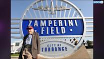 U.S. War Hero Louis Zamperini, Inspiration For 'Unbroken,' Dead At 97