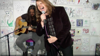 Caleb Johnson Exclusive Performance: Testify