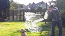 Ice Bucket Challenge Backfires