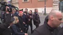 All cardinals now in Rome for papal conclave