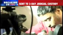 Court sends shooter's husband to 3 day judicial custody