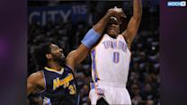 NBA Playoffs: Russell Westbrook By The Numbers