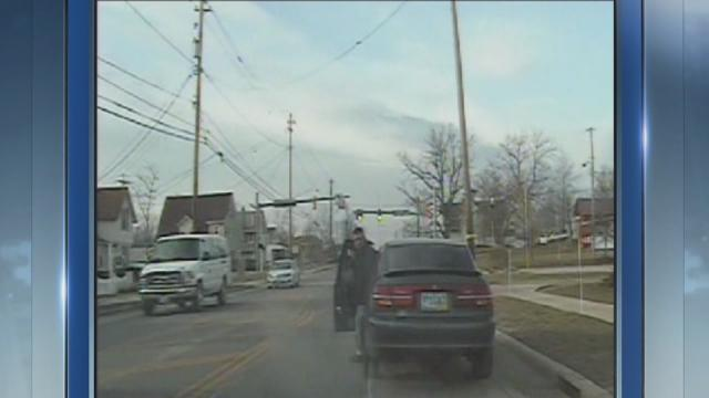 5pm: Dash cam video of Middlefield police-involved shooting