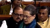Recent incidents pose threat to national prestige and security: Sonia Gandhi