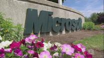 Microsoft earnings on tap