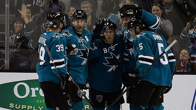 Are San Jose Sharks finally for real?