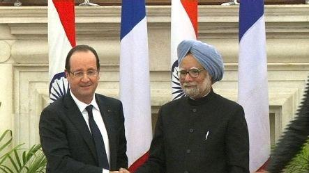 Nuclear sector key focus of Indo-French meet: PM