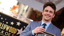 'Oz' Star James Franco Gets a Star