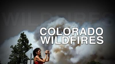 Colo. Family Plans to Rebuild After Fire