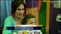 Children's Hospital transforms into Emerald City for prom