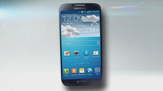 Samsung Galaxy S 4: First Look