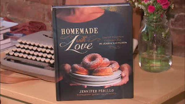 Single mother's cookbook brings importance to family meals