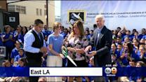 New East LA Charter School Named For First Latina Astronaut